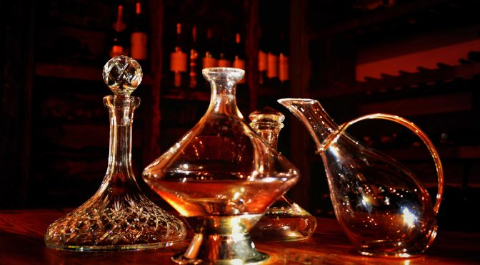 It Came From The Cellar: Five Fine Fantasy Alcohols
